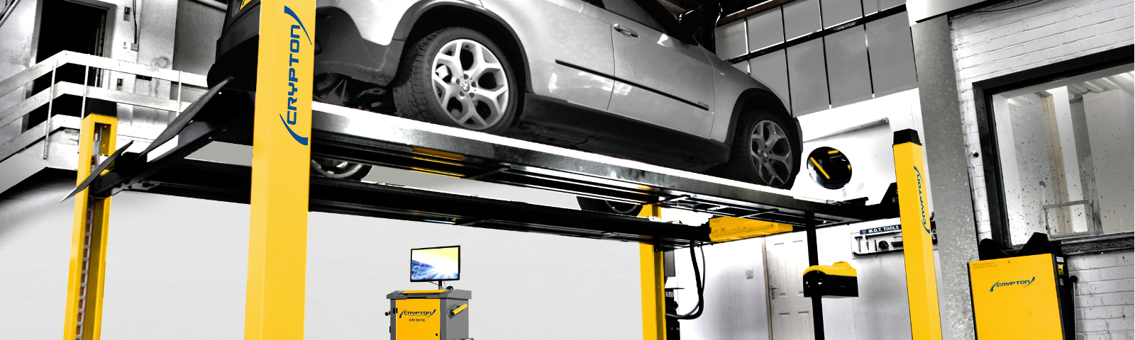 MOT Equipment Sales, Service & Calibration